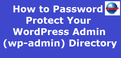 password-protect-wpadmin